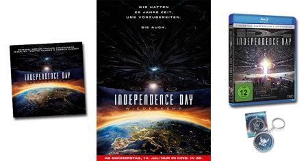 Independence Day: Wiederkehr - Gewinnspiel