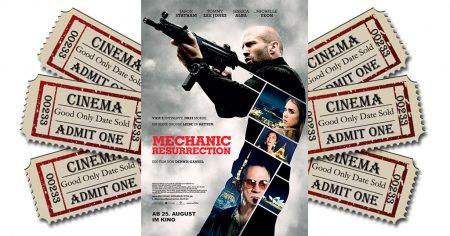Mechanic: Resurrection - Gewinnspiel